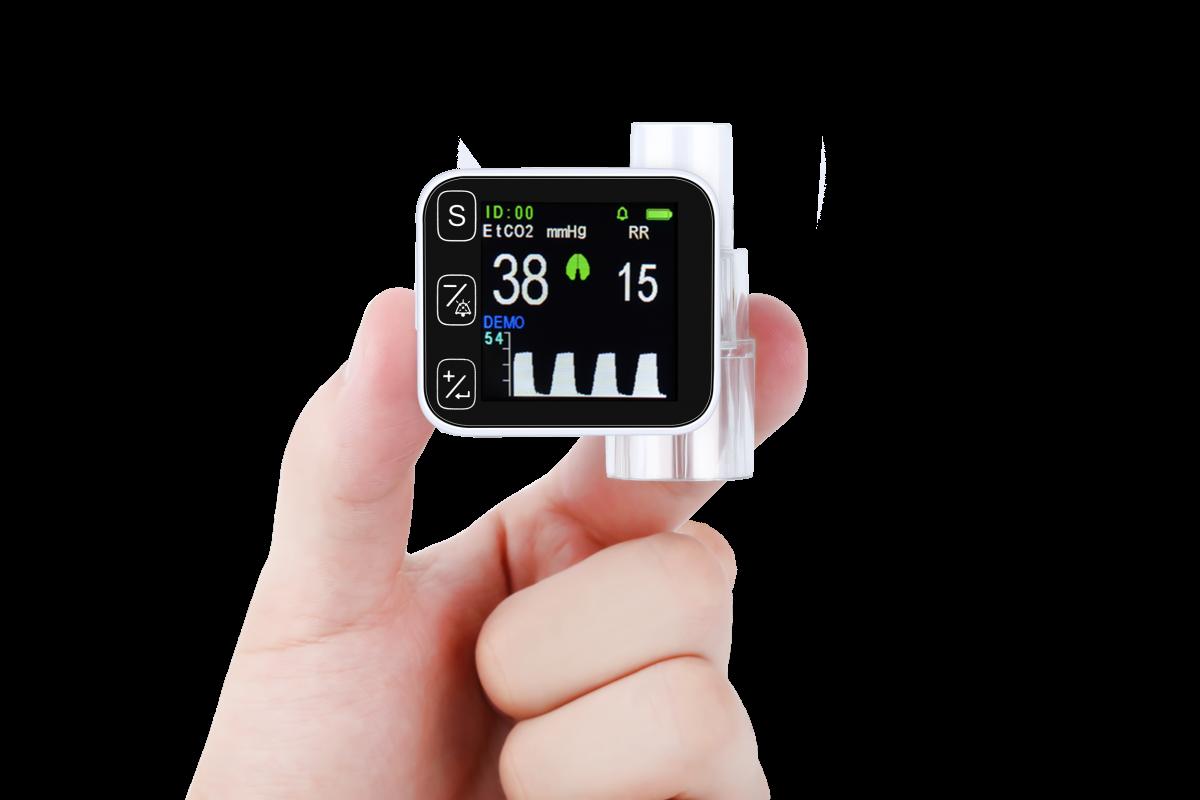 Capno-M Bluetooth® - Monitoring systems, Veterinary Equipment